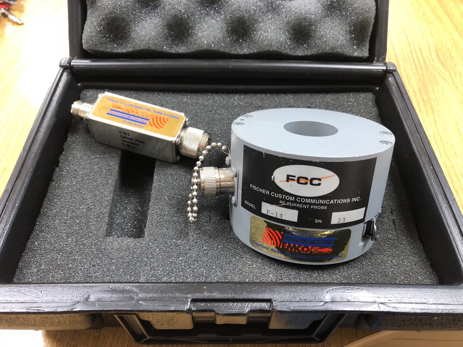 fcc-fischer-inc-f-14-1-monitor-probe-10hz-1mhz-measure-conducted-emissions-level-harmonics-0.jpg