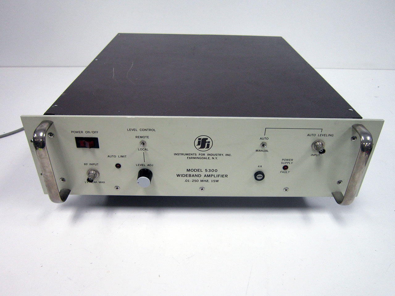 ifi-m5300-amplifier-10-khz-to-250-mhz-15-watts-5300-instruments-for-industry-for-sale-used-equipment-0.jpg