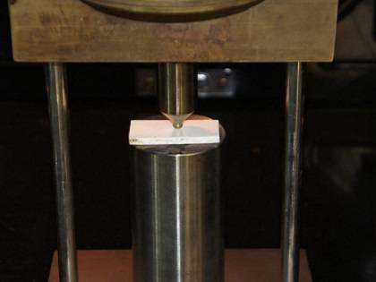 Prova di Pressione della Sfera (Ball Pressure Test)