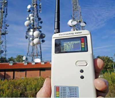 EMF Tests - EN50364/50445/62233/62311/62479/62493