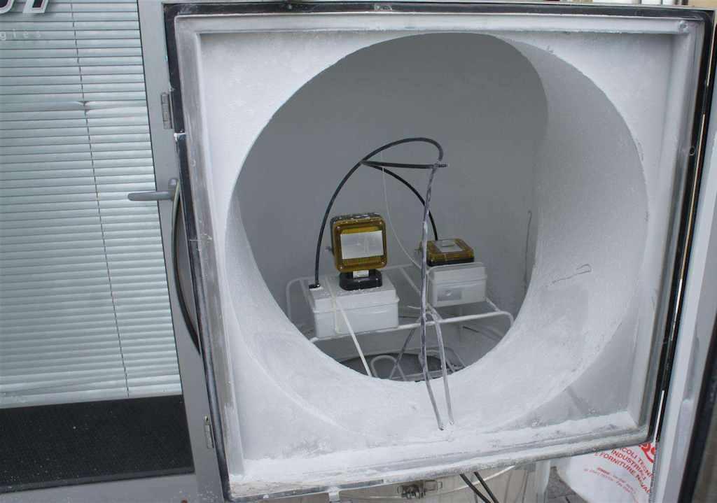 Test IP 65 Ingress Protection Water Dust IEC 60529 EMCTEST