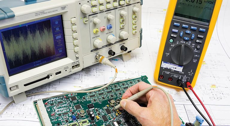 Measurement Equipment Repairment